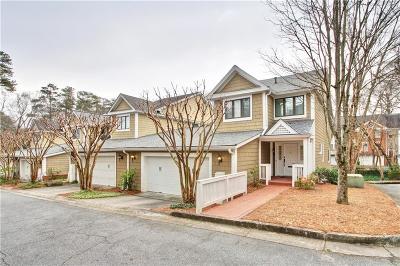 Atlanta Condo/Townhouse For Sale: 4 Alston Place NE