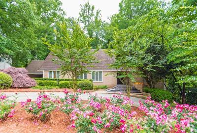 Atlanta Single Family Home For Sale: 1153 Bonview Lane