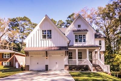 Hiram Single Family Home For Sale: 00 Davis Road