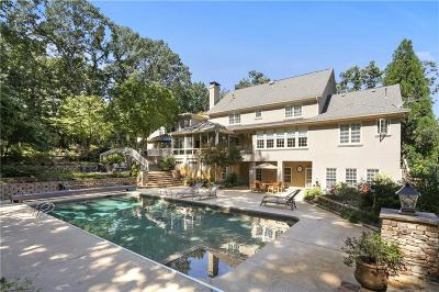 Atlanta Country Club Single Family Home For Sale: 241 Pine Valley Road SE