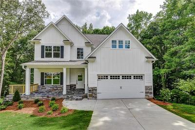 Powder Springs Single Family Home For Sale: 4094 Vine Ridge Drive