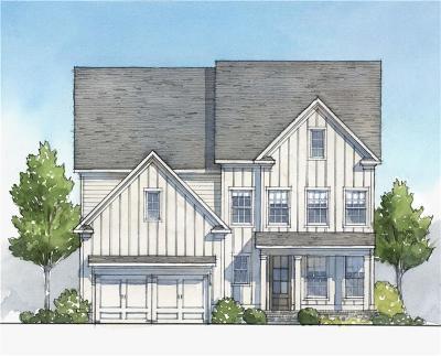 Marietta Single Family Home For Sale: 4755 Blisston Street