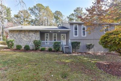 Mableton Single Family Home For Sale: 5053 Shannon Way SW