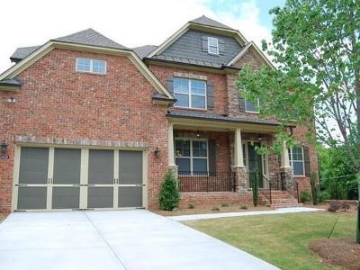 Marietta Single Family Home For Sale: 2408 Brewer Way NE