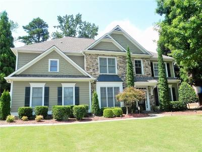 Buford Single Family Home For Sale: 4278 Sandy Branch Drive