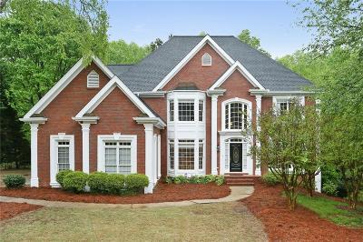 Alpharetta Single Family Home For Sale: 10675 Oxford Mill Circle