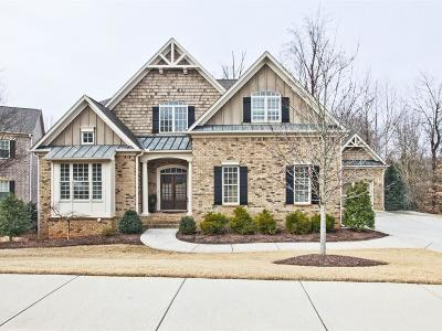 Dunwoody Single Family Home For Sale: 4958 Leisure Valley