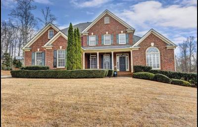 Lawrenceville Single Family Home For Sale: 878 Carriage Post Court