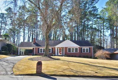 Atlanta Single Family Home For Sale: 1167 Citadel Drive NE
