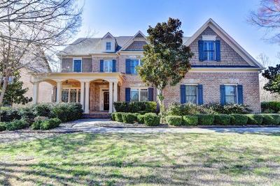 Cumming Single Family Home For Sale: 3020 Salisbury Lane