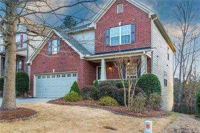 Canton Single Family Home For Sale: 541 Crestmont Lane