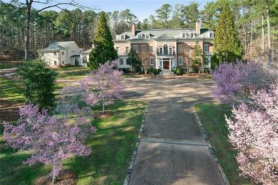 Peachtree City Single Family Home For Sale: 321 Loring Lane