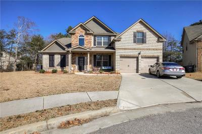 Loganville Single Family Home For Sale: 217 Birchwood Drive