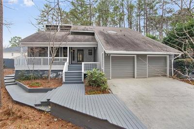 Norcross Single Family Home For Sale: 4200 Gunnin Road