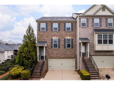 Brookhaven Condo/Townhouse For Sale: 3713 Lambert Lane NE