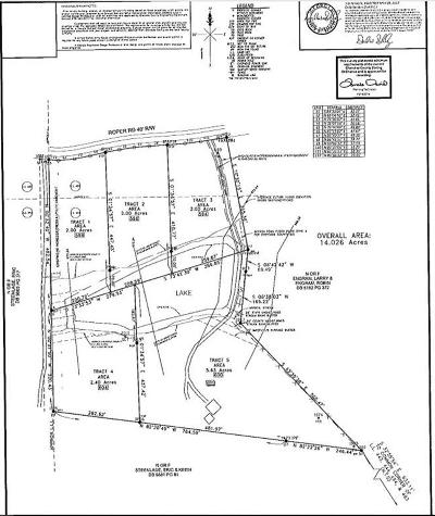 Canton Residential Lots & Land For Sale: 600 Roper Road