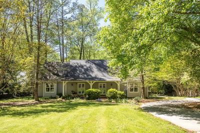 Single Family Home For Sale: 2190 Spalding Drive