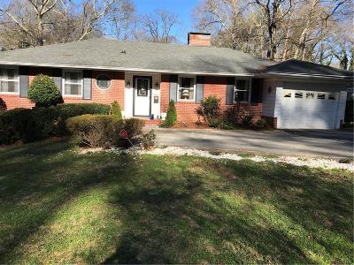 Marietta Single Family Home For Sale: 153 Whitlock Drive SW