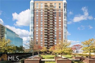 Atlanta Condo/Townhouse For Sale: 285 Centennial Olympic Park Drive NW #PH27