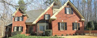 Roswell Single Family Home For Sale: 1045 Wilson Glen Drive