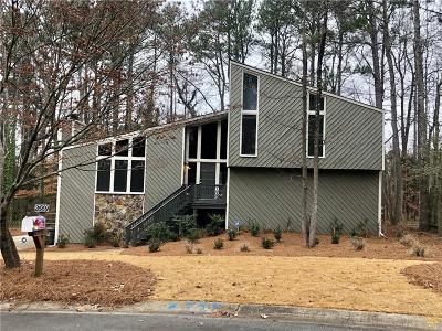 Marietta Single Family Home For Sale: 2669 Spencers Trace NE