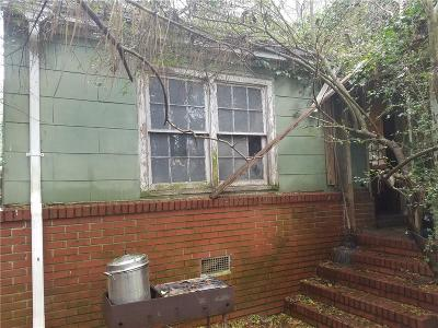 Marietta Single Family Home For Sale: 1591 Gresham Road