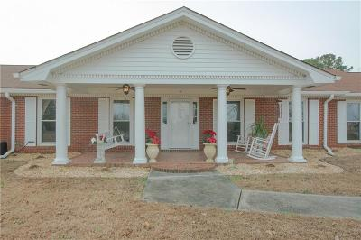Loganville Single Family Home For Sale: 4430 Atha Circle