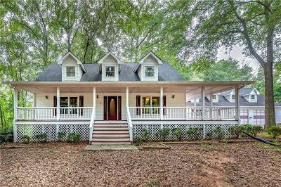 Hampton Single Family Home For Sale: 3123 Jonesboro Road