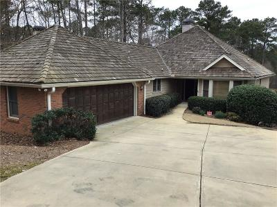 Roswell Single Family Home For Sale: 2450 Camden Glen Court