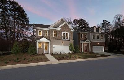 Decatur Single Family Home For Sale: 1253 Hampton Park Road