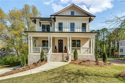 Smyrna Single Family Home For Sale: 2009 Lee Road SE