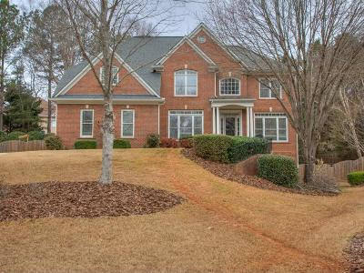Roswell Single Family Home For Sale: 425 Hamilton Gates Trace