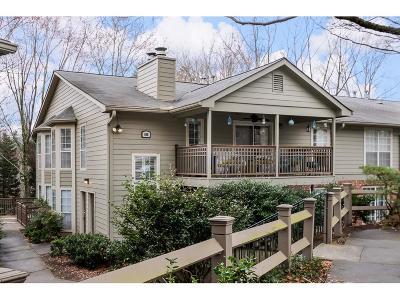 Atlanta Condo/Townhouse For Sale: 2901 Lenox Road NE #602