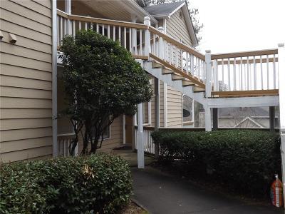 Smyrna Condo/Townhouse For Sale: 2707 Vineyard Way SE