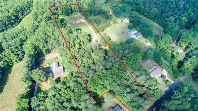 Lawrenceville Residential Lots & Land For Sale: 1638 Hannah Road