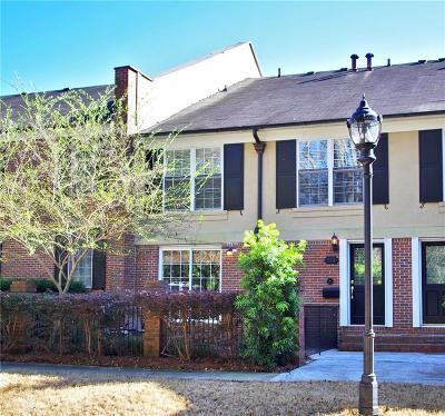 Atlanta Condo/Townhouse For Sale: 1634 Ponce De Leon Avenue NE #514