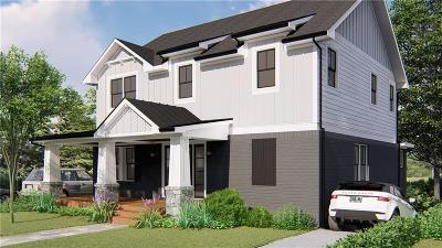 Kirkwood Single Family Home For Sale: 360 Leland Terrace NE