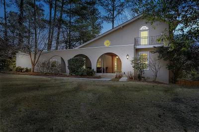 Single Family Home For Sale: 5714 Braddock Court