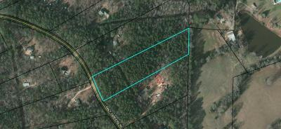 Coweta County Residential Lots & Land For Sale: Walt Sanders Road