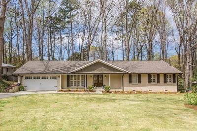 Atlanta Single Family Home For Sale: 2508 Caladium Drive NE