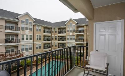 Dunwoody Condo/Townhouse For Sale: 1850 Cotillion #4323