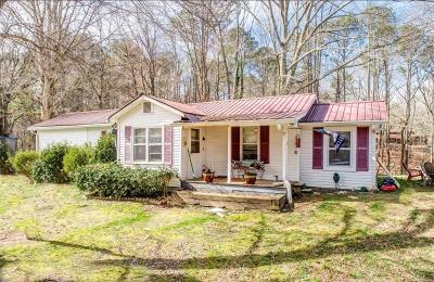 Talking Rock Single Family Home For Sale: 753 Hood Rd