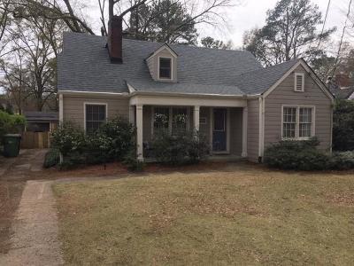 Atlanta Single Family Home For Sale: 2801 Hosea L Williams Drive SE