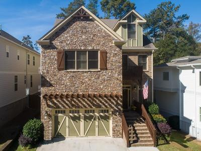Brookhaven Single Family Home For Sale: 3302 Osborne Road