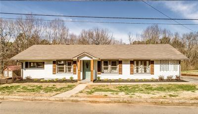 Ball Ground Single Family Home For Sale: 190 Cartersville Street
