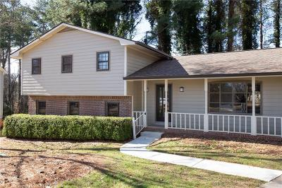 Lilburn Single Family Home For Sale: 5255 Ashford Court SW
