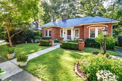 Druid Hills Single Family Home For Sale: 1209 Cameron Court NE