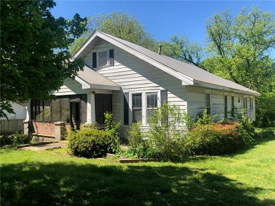 Cartersville GA Single Family Home For Sale: $150,000