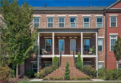 Dunwoody Condo/Townhouse For Sale: 1147 Holly Avenue #1147