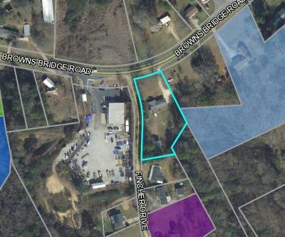 Hall County Commercial For Sale: 3785 Browns Bridge Road